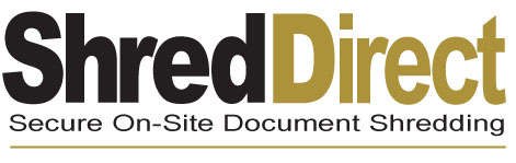 Shred Direct  Secure On-Site Document Shredding in Central Ohio graphic